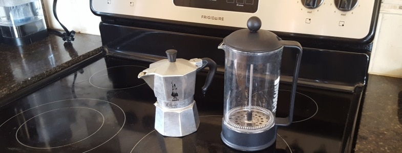Moka Pot vs French Press